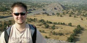 Scott in Mexico